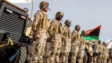 صورة الجيش الليبى يعلق على حديث السيسي اليوم
