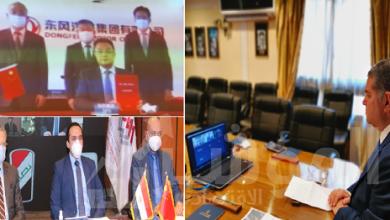 صورة وزير قطاع الأعمال العام يشهد توقيع مذكرة تفاهم مع الجانب الصيني  لإنتاج السيارت الكهربائية بشركة النصر للسيارات