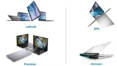 صورة دل تكنولوجيز تساعد المهنيين في تعزيز إنتاجيتهم أينما كانوا باستخدام أذكى أجهزة الكمبيوتر