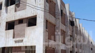 صورة تجهيز مبني ملحق بمستشفى منفلوط المركزي للعزل والحجر الصحي