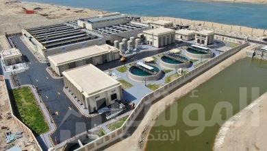 صورة محطة المحسمة تحصد جائزة أفضل مشروع عالمي لإعادة تدوير واستخدام المياه لعام 2020