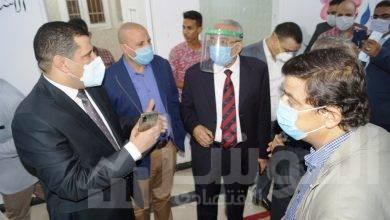 صورة محافظ أسيوط يفتتح مستشفي عزل منفلوط بعد تجهيزها من حزب مستقبل وطن