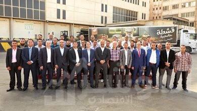 """صورة اتفاقية شراكة بين """"طيبة للتجارة والتوزيع""""و """"أحمد باعشن وشركاه"""" لتوزيع شاي ربيع في السوق المصري"""