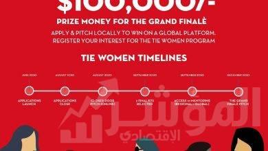 """صورة """"تاي دبي"""" تعلن انطلاق مسابقة """"تاي للنساء"""" لرائدات الأعمال فى مصر و منطقة الشرق الأوسط وشمال أفريقيا"""