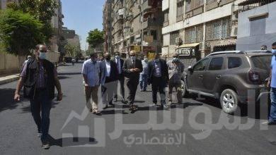 صورة راشد اطمئن علي تطوير  شارع جمال الدين الأفغاني