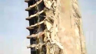 صورة احمد راشد: ازالة ١٥عقار و ڤيلة بمدن و أحياء المحافظة