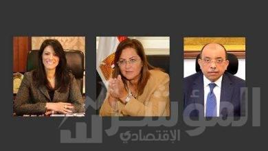 صورة 3 وزراء  يتابعون الموقف التنفيذى لبرنامج التنمية المحلية بالصعيد