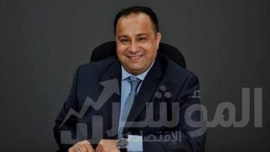 """صورة """" عجينة """"  يشيد بتقرير """"فيتش"""" عن الاقتصاد المصري وقرارات الحكومة لإدارة الأزمة"""