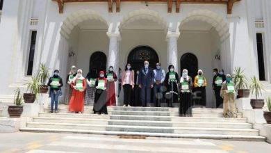 صورة محافظة الجيزة:٥٣منحة مادية  لزواج اليتيمات