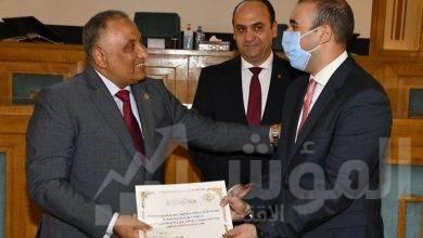 صورة هيئة الرقابة الأدارية تحتفل بتخريج دفعة جديدة من الأعضاء المنضمين اليها