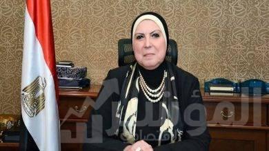 صورة وزيرة التجارة والصناعة تبحث مع أعضاء جمعية رجال الأعمال المصريين دعم الصناعة الوطنية وزيادة الصادرات خلال جائحة كورونا
