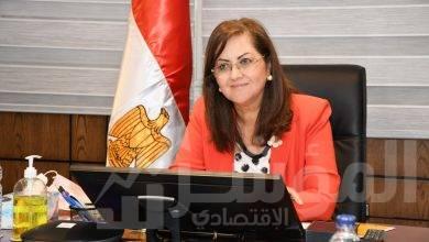 """صورة وزيرة التخطيط تناقش خطط التنمية المستقبلية في لقائها مع أعضاء """"اتصال"""" و """"جمعية رجال الأعمال المصريين"""""""