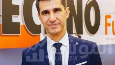 صورة ايمن القبانى رئيسا لمنطقة الاسكندرية للالعاب الالكترونية