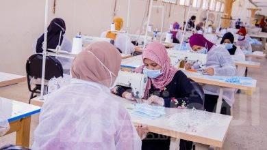 """صورة جهينه تشارك بحملة"""" كمامة"""" للحد من تفشي فيروس كورونا بمحافظة قنا"""