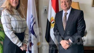 صورة رئيس الأعلى للإعلام يلتقي المدير التنفيذي للأكاديمية الوطنية