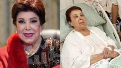 صورة وفاة الفنانة رجاء الجداوي تأثراً بمرضها بفيروس كورونا