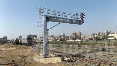 صورة الستوم تعلن عن تسليم نظامي إمدادات الطاقة والتحكم الإلكتروني في الإشارات بقطاع ملوي