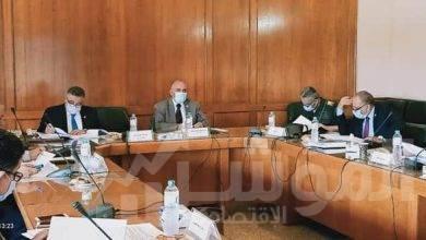 صورة عبد العاطي يترأس اجتماع اللجنة العليا للتراخيص بحضور محافظ البحر الأحمر
