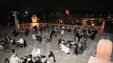 صورة 41 سفيرا من دول العالم يزورون قصر البارون