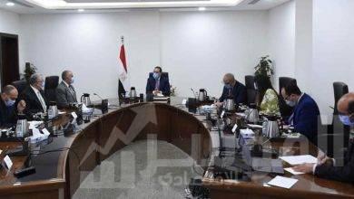 """صورة """"مدبولى""""يتابع ملفات استصلاح الأراضى فى سيناء"""