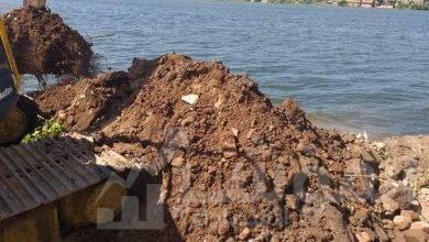 صورة إزالة (275,318) ألف مخالفة على نهر النيل والمجاري المائية منذ بدء الحملة
