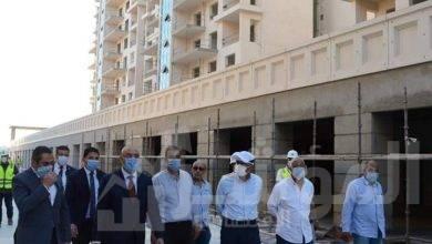 صورة وزير الإسكان يقوم بجولة موسعة لتفقد المشروعات المختلفة
