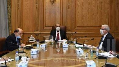 """صورة """" وزير الإنتاج الحربي"""" يجتمع بعدد من قيادات الشركات للوقوف على مستجدات العمل بالوزارة"""
