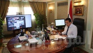 صورة وزيرا التعليم العالي المصري والأردني يبحثان سبل تعزيز التعاون بين البلدين في مجال التعليم العالي والبحث العلمي