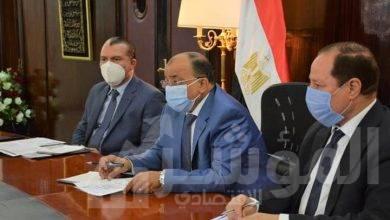 """صورة """"شعراوي""""و""""عبد العاطى""""  يبحثان ملفات التعاون المشترك بين الوزارتين في المحافظات"""