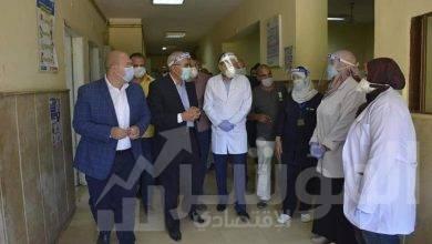 صورة احمد راشد:توفير ٥ أجهزة أشعة  و كافة النواقص بمستشفي اوسيم