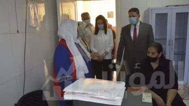 صورة احمد راشد:انتظام المبادرة الرئاسية للكشف المبكر عن سرطان الثدي