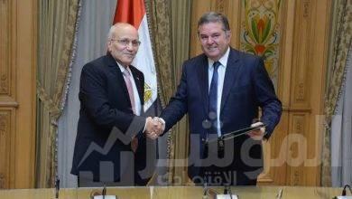 صورة وزير قطاع الأعمال العام ينعى الفريق محمد العصار