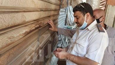صورة احمد راشد: غلق و تشميع فوري للمنشأت المخالفة لقرار الفتح التدريجي