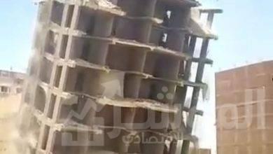 صورة احمد راشد:ازالة ٣٦عقارات  و فيلات مخالفةب ٧ أحياء و مدينة