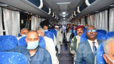 صورة القاهرة تستقبل وفد القبائل الليبية لمناقشة التداعيات الراهنة للازمة الليبية