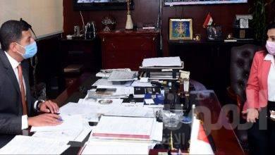 صورة الرئيس التنفيذى لهيئة الاستثمار يلتقى المدير التنفيذي لشركة جنرال إلكتريك في مصر وشمال شرق افريقيا