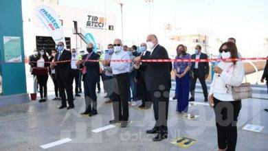 """صورة شركة """"طاقة عربية"""" و """"الوطنية لإنشاء وتنمية وإدارة الطرق"""" تفتتحان أول محطة للغاز الطبيعي داخل """"شيل أوت """""""