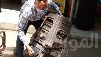 صورة احمد راشد:غلق وتشميع ٤٠ مقهي ومحل مطعم غير ملتزمين بقرارات الفتح التدريجي بالأحياء والمراكز