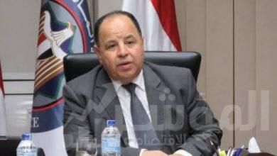 صورة تعيين دكتورة مني ناصر مساعدًا لوزير المالية
