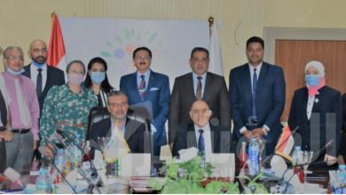 صورة القومي للإعاقة يوقع برتوكولا للتعاون مع جامعة مصر للعلوم والتكنولوجيا