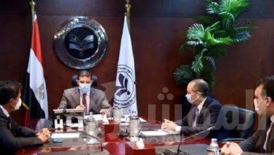 """صورة الرئيس التنفيذي للهيئة العامة للاستثمار يبحث مع رئيس """"كرافت هاينز"""" خطط الشركة التوسعية"""