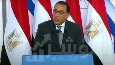 صورة رئيس الوزراء تريليون جنيه مصري حجم الاستثمارات في قطاع النقل