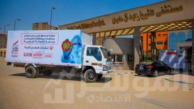 """صورة جهود صندوق تحيا مصر لمعاونة الدولة في مواجهة فيروس كورونا المستجد """"بالأرقام"""""""