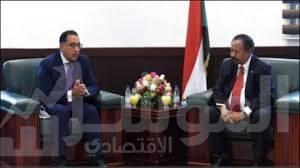 صورة مصر والسودان يناقشان تطوير التعاون في الاستثمار وعددا من المجالات الاقتصادية الاخرى