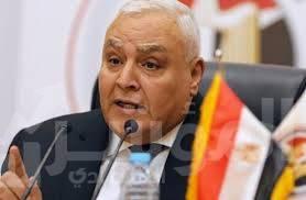 صورة رئيس الهيئة الوطنية يعلن انتهاء اليوم الأول من الاقتراع في انتخابات الشيوخ