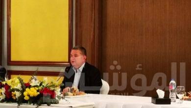 صورة وزير قطاع الأعمال العام يفتتح ورشة عمل للرؤساء الجدد لشركات القطن والغزل والنسيج