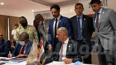 صورة السويدي اليكتريك توقع عقد لإنشاء محطة محولات في جمهورية الكونغو الديمقراطية