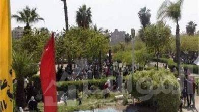 صورة محافظة القاهرة : فتح جميع الحدائق المتميزة والمتخصصة أمام الزائرين غداً الأربعاء