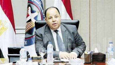 صورة وزير المالية يدعو الممولين للاستفادة من الإعفاءات المقررة بسرعة سداد أصل الضريبة