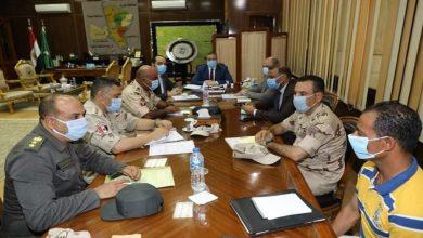 صورة محافظ المنوفية: اجتماع تنسيقي لبحث استعدادات المحافظة لانتخابات الشيوخ